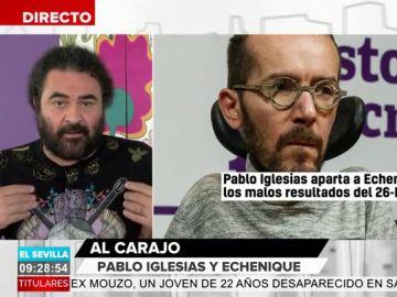El análisis de El Sevilla sobre Podemos