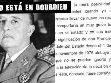 El Supremo reconoce a Franco como jefe del estado desde el 1 de octubre de 1936