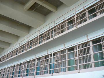 Celdas de una prisión