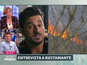 David Bustamante en Liarla Pardo