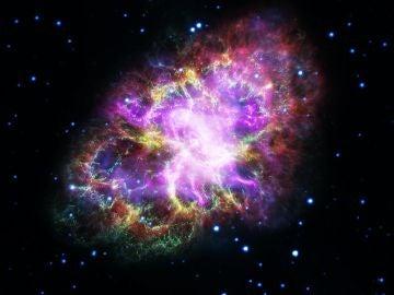 La nebulosa del cangrejo. 10-05-2017