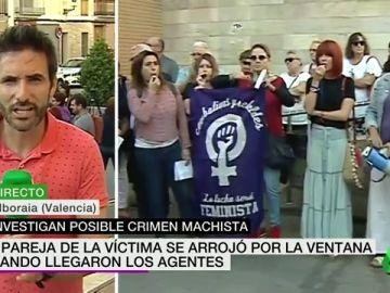 Decretan dos días de luto en Alboraya por el asesinato de una mujer a manos de su pareja