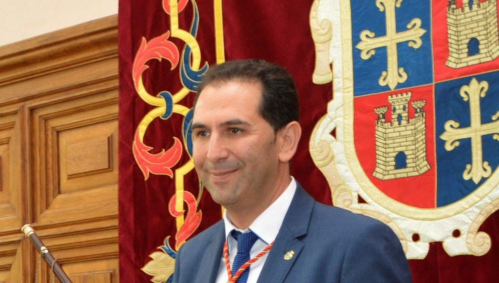 Mario Simón, elegido alcalde de Palencia
