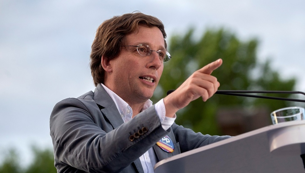 José Luis Martínez-Almeida en una imagen de archivo