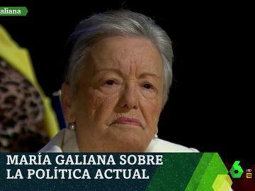 María Galiana en laSexta Noche