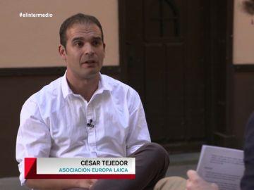 """La 'antientevista' de Burque al portavoz de Europa Laica: """"Lo de la Mezquita de Córdoba es ejemplo del mayor escándalo de la iglesia"""""""