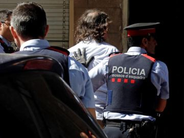 El detenido por la desaparición de Mònica Borràs