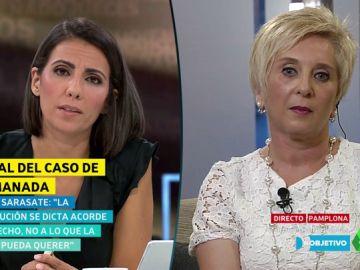 """Elena Sarasate, fiscal del caso de 'La Manada': """"No se criminaliza a los hombres, no habría cambiado nada si la víctima fuera un hombre"""""""