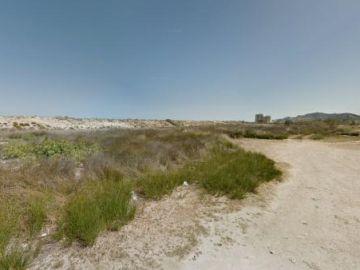 Playa del Mareny de San Lorenzo, en Cullera, Valencia.