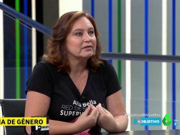Imagen de Ana Bella Estévez, mujer que fue víctima de violencia machista
