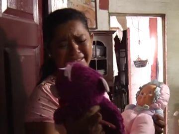 El dolor de la abuela de Valeria, la niña que se ahogó tratando de cruzar a EEUU
