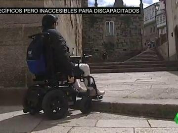 Específicos pero inaccesibles para personas con movilidad reducida: la paradoja de los centros para la discapacidad