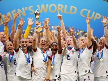 Estados Unidos conquista el Mundial de Francia 2019
