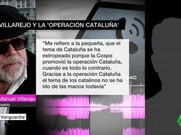 Las grabaciones de Villarejo que confirman la 'operación Cataluña' y la lucha interna entre Sáenz de Santamaría y Cospedal