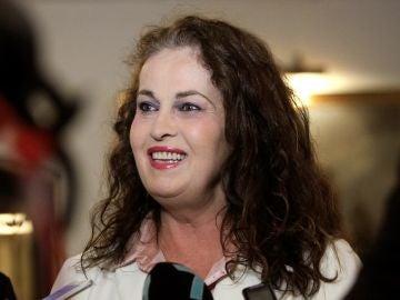 Carla Antonelli en una imagen de archivo