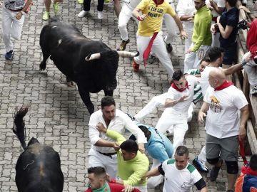 Los toros de la ganadería gaditana de Cebada Gago