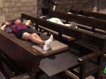 Parroquias de Madrid y Barcelona abren sus puertas para acoger a refugiados excluidos por el Gobierno