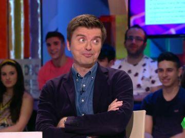 """La confesión de Marc Giró que deja flipando a todo Zapeando: """"Me estoy poniendo cachondo viendo a Cristina Pedroche y a Nene"""""""