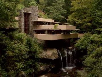 La 'Casa sobre la cascada' cumple con los requisitos para ser considerada Patrimonio Mundial de la Humanidad