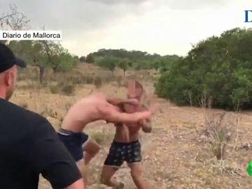 Pelea a puñetazos por el control de las zonas de ocio de Magaluf