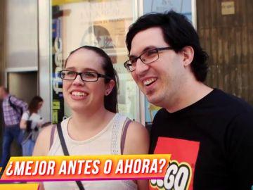 """¿Se engorda estando en pareja? Los españoles se confiesan a Zapeando: """"Ahora está mas tonelete pero es más amoroso"""""""