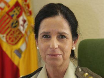 La coronel Patricia Ortega
