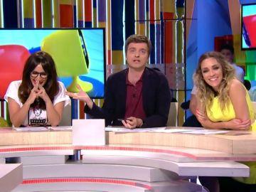 Ana Morgade, Mar Giró y Anna Simon