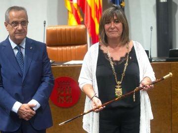 La socialista Núria Marín, presidenta de la Diputación de Barcelona.