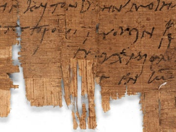 Científicos de la Universidad de Basilea (Suiza) han identificado la carta privada cristiana más antigua del mundo y a la que han nombrado P.Bas. 2.43.