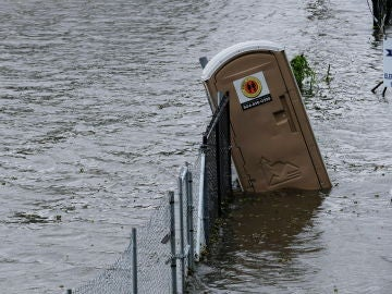 Consecuencias del huracán Barry en Estados Unidos