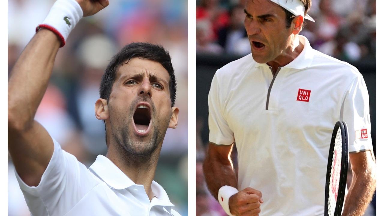 Final de Wimbledon 2019: Djokovic- Federer