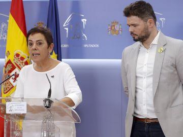 """ERC y Bildu se abstendrán para facilitar un """"gobierno progresista"""""""
