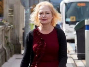 María Jesús García, la jueza pitonisa.
