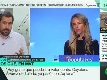 """El miedo del PP con Álvarez de Toledo: muchos dirigentes temen que """"movilice a la izquierda"""" en las urnas"""