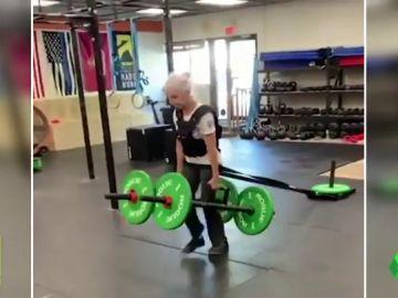 El extremo entrenamiento de Lauren Bruzzone, la 'abuela del CrossFit', a sus 72 años