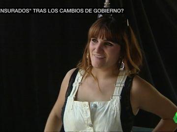 Rozalén, una de los artistas que no podrá actuar en las fiestas de Oviedo.