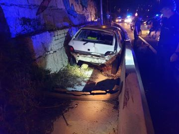 Detenido en Vigo un conductor 'kamikaze' que circuló 14 km en sentido contrario
