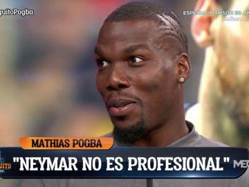 ¿Messi o Cristiano Ronaldo? Ojo a la curiosa respuesta de Mathias Pogba