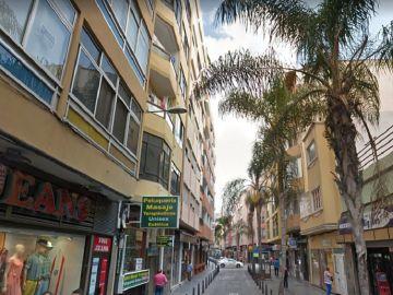 Calle Sagasta de Las Palmas de Gran Canaria