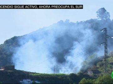 El incendio de Gran Canaria sigue activo: el viento es favorable pero ya son 12.000 las hectáreas arrasadas