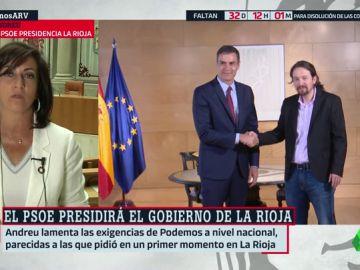 Concha Andreu: