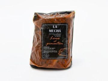 Lomo al pimentón de 'La Mechá'