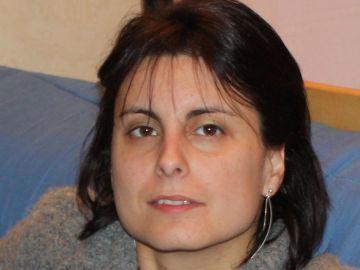 La periodista Irene Rigall
