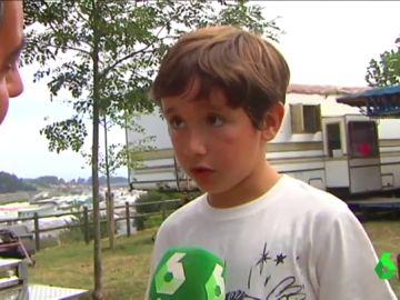 La iniciativa en una feria de A Coruña para que los niños con algún síndrome del espectro autista puedan disfrutar