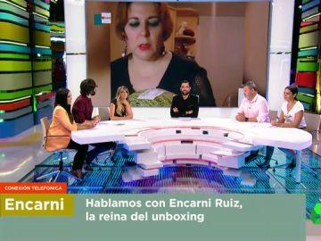 Encarni Ruiz, la reina del 'unboxing' desvela cómo se inicio en su canal