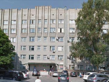 Hospital infantil de Dnipro