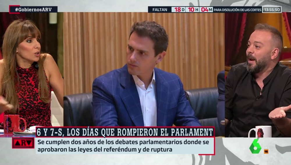 """Antonio Maestre: """"Ahora mismo no ocurre nada en Cataluña y Ciudadanos va a enardecer. Viven del victimismo constante"""""""