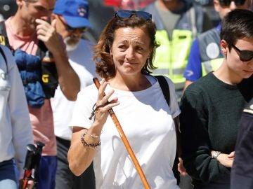 Lola, la hermana de Blanca Fernández Ochoa