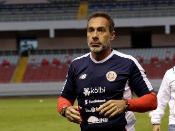 Gustavo Matosas, exseleccionador de Costa Rica