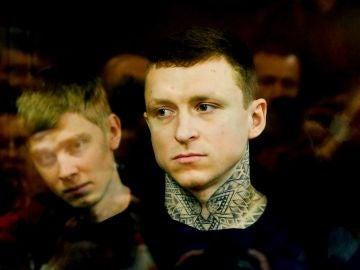 Alexandr Kokorin y Pável Mamáev